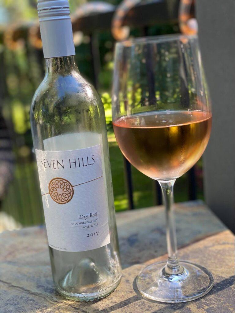 Episode 10 – 2017 Seven Hills Dry Rosé