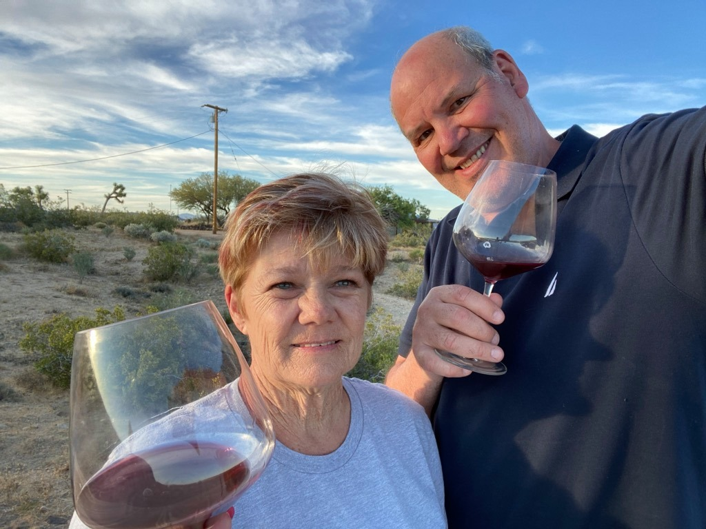 Shelley Webb & Phil Anderson are co-hosts of the Wine Time Fridays podcast which publishes every Friday.