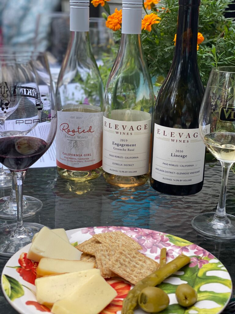 Episode 21 – Drinking Rooted Family Wines (Paso Robles) with the Cochrans