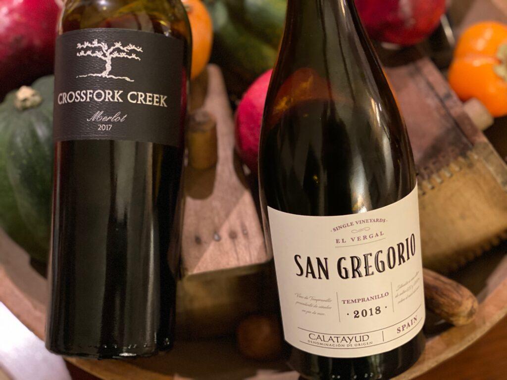 Episode 29 – 2017 Crossfork Creek Merlot & 2018 San Gregorio Tempranillo