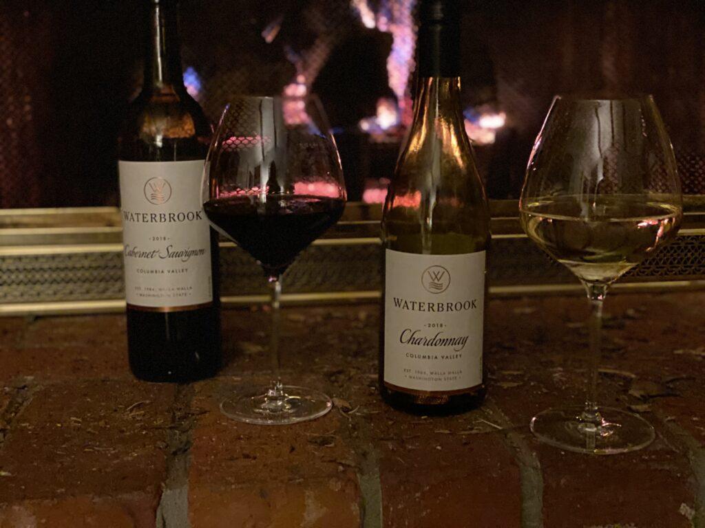 Episode 40 – Waterbrook Winery Chardonnay & Cabernet Sauvignon