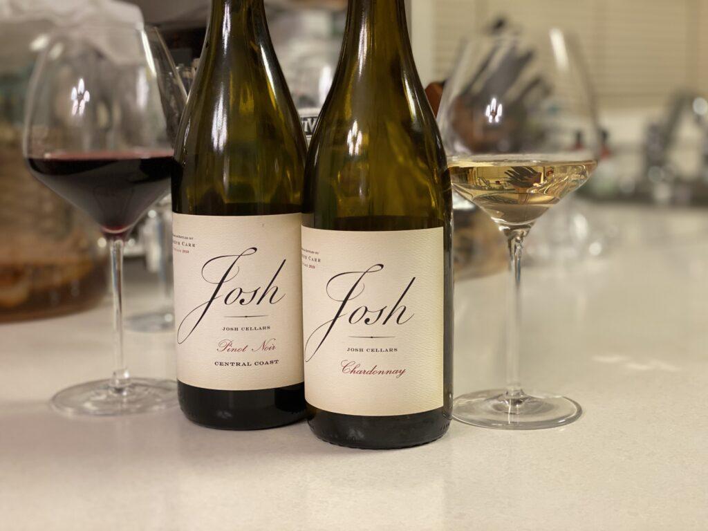 Episode 45 – 2019 Josh Cellars Chardonnay & Josh Cellars Pinot Noir