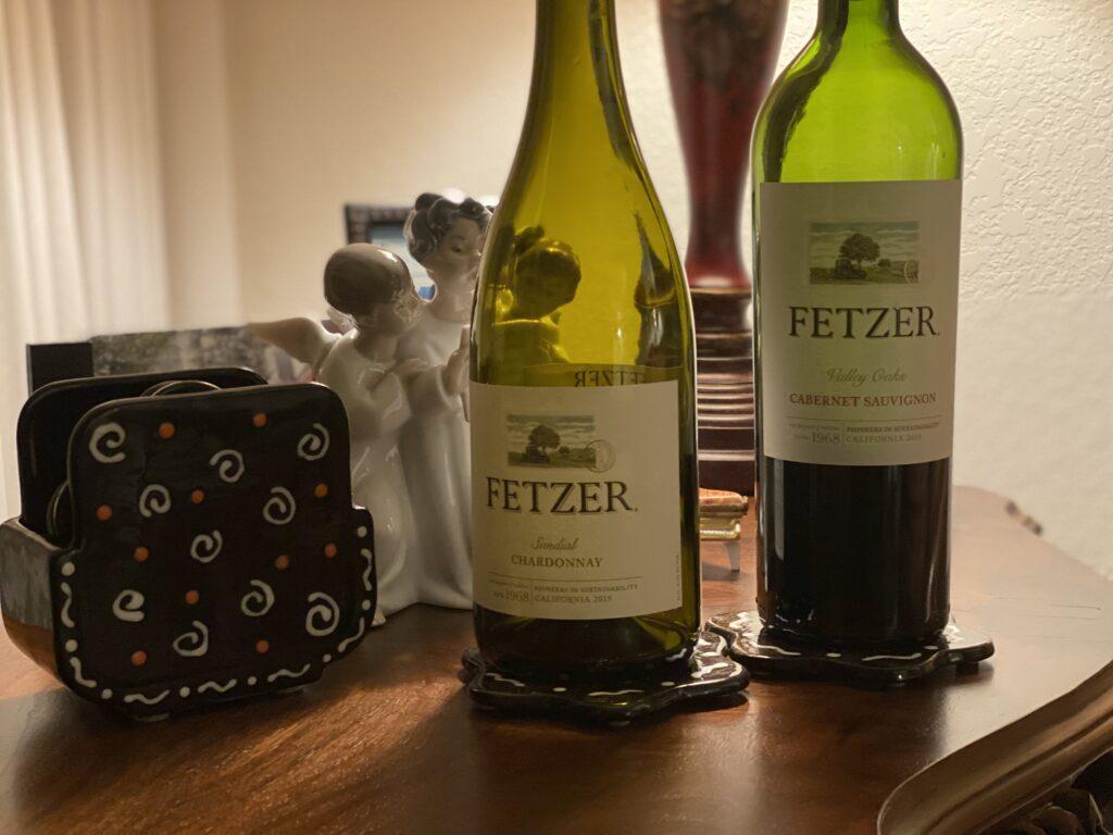 Episode 48 – Fetzer 2019 Chardonnay & 2019 Cabernet Sauvignon