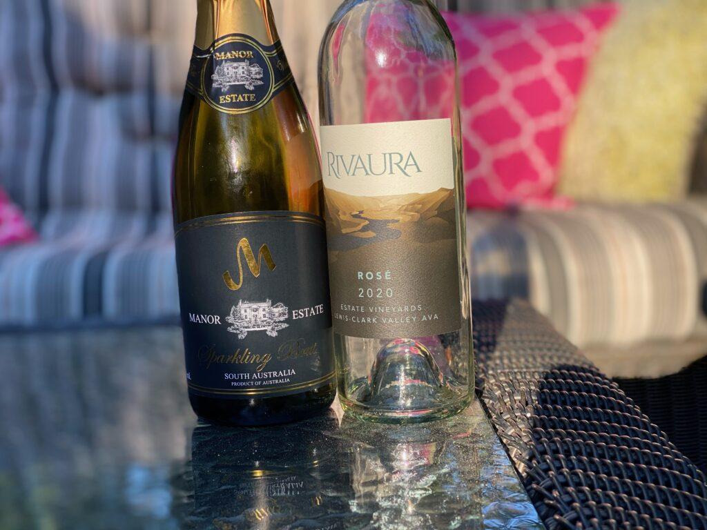 Episode 59 – Manor Estates Sparkling Wine and Rivaura Rosé