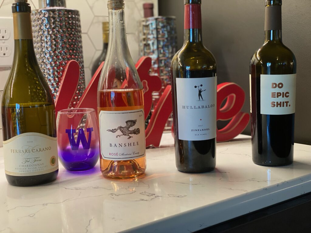 Episode 63 – Talking Wines That Go With Barbecue with Mark Cooke & Debbie Draeger