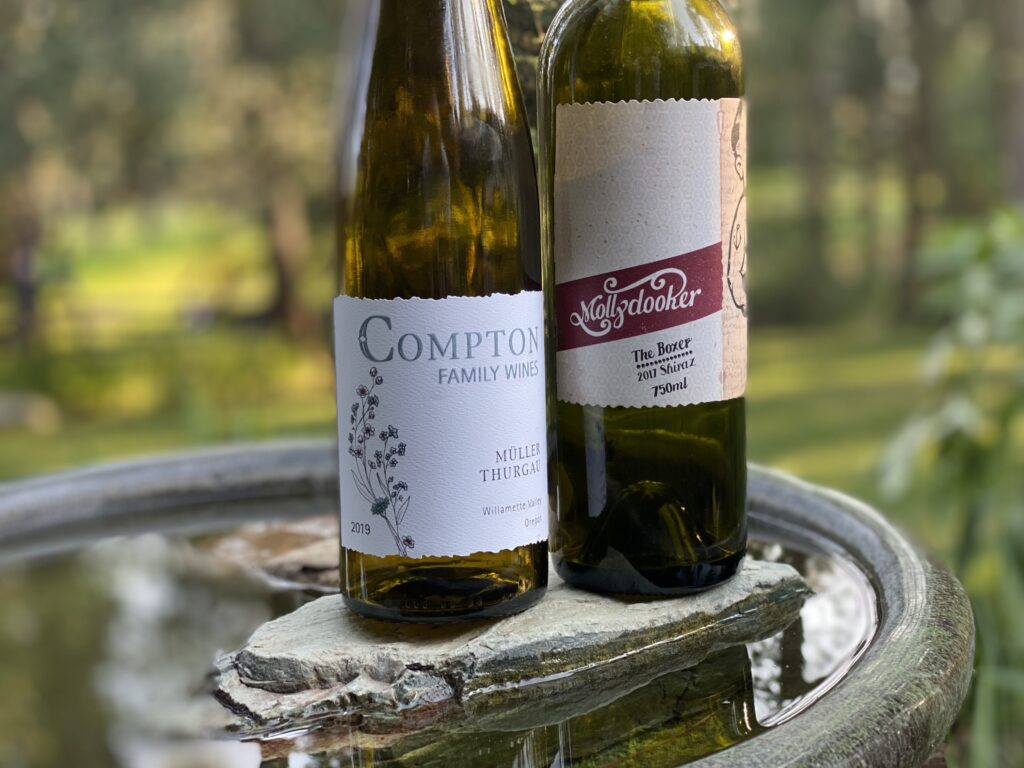 Episode 65 – Ramping Up to Shiraz Day 2021 With a Müller-Thurgau & a Little Mollydooker Shake