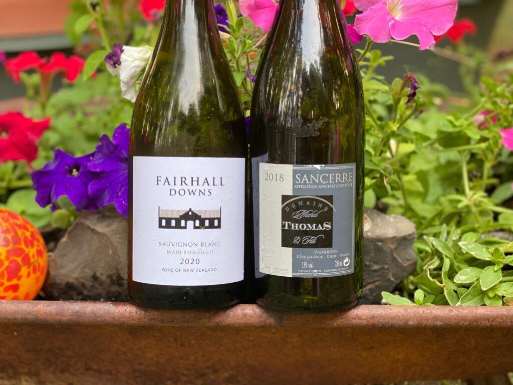 Episode 68 –  Fairhall Downs Sauvignon Blanc vs Domain Thomas Sancerre Blanc